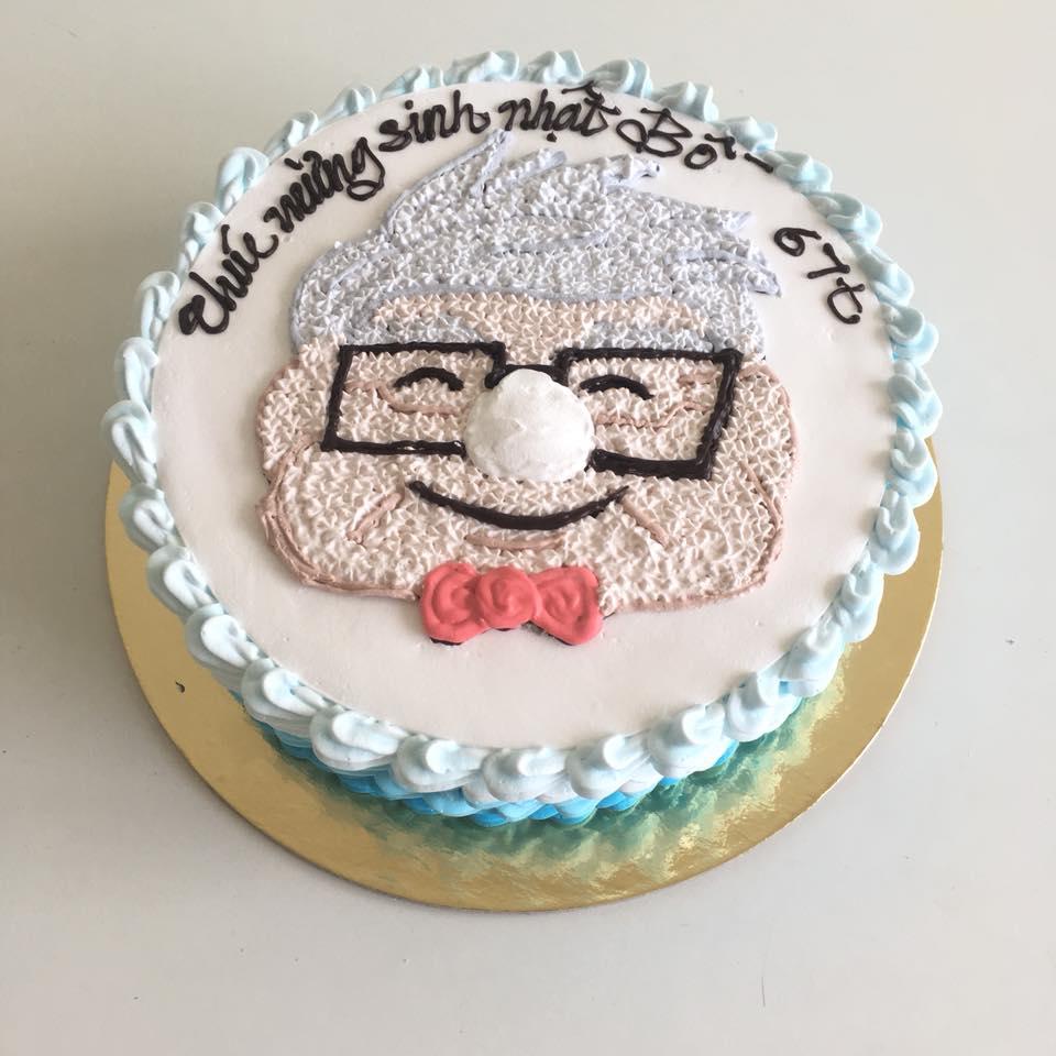 Bánh kem ngon nhất quả đất của cauwr hàng bánh sinh nhật quận 3
