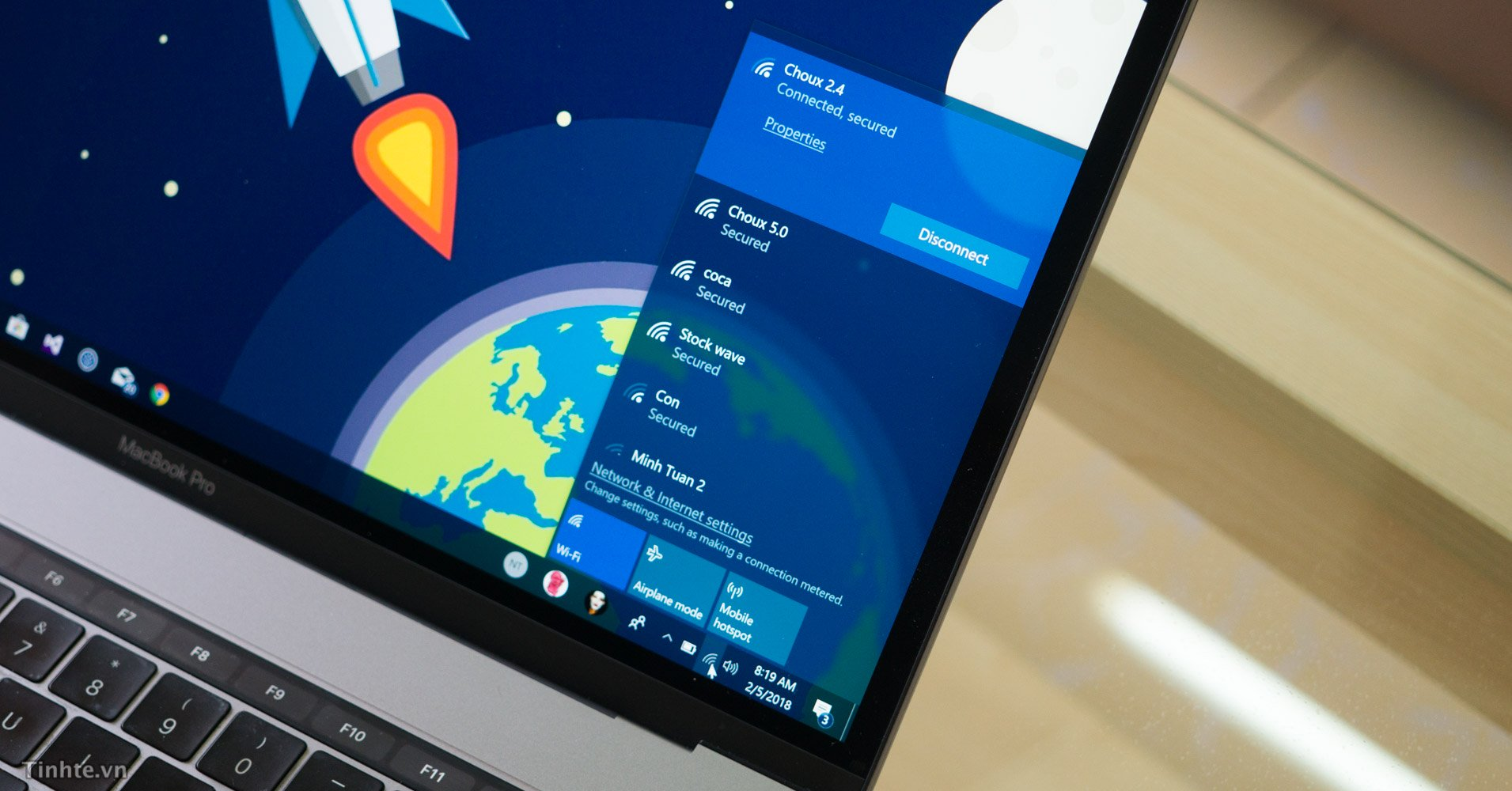 Thủ thuật Windows] Cách sửa khi máy tính không vào Wi-Fi được ...
