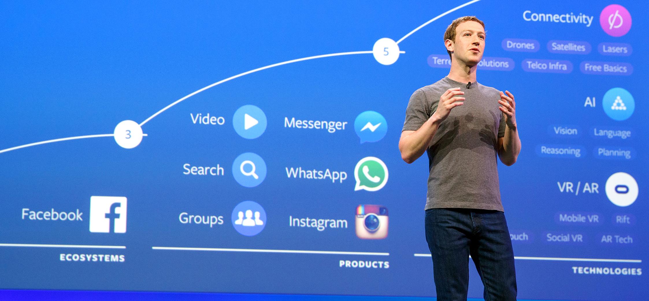 Mark Zuckerberg chính là người nguy hiểm và quyền lực nhất hành tinh!