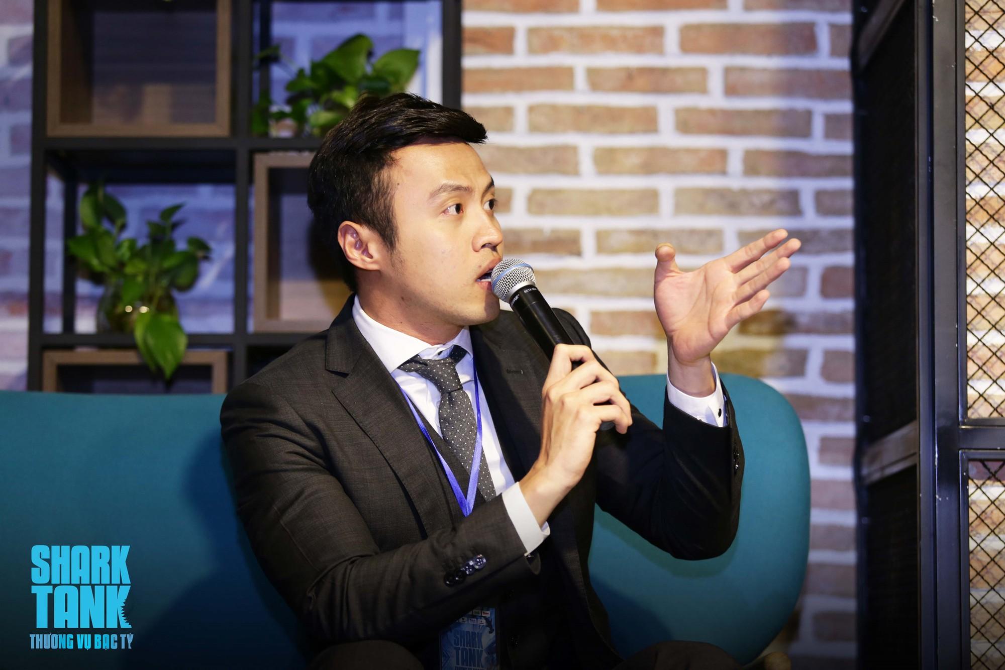 Shark Lê Đăng Khoa: Kinh doanh phải dựa trên nỗi sợ, nếu founder ...
