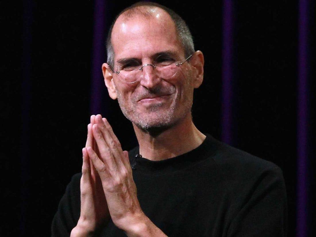 Steve Jobs designing Pixar office - Business Insider