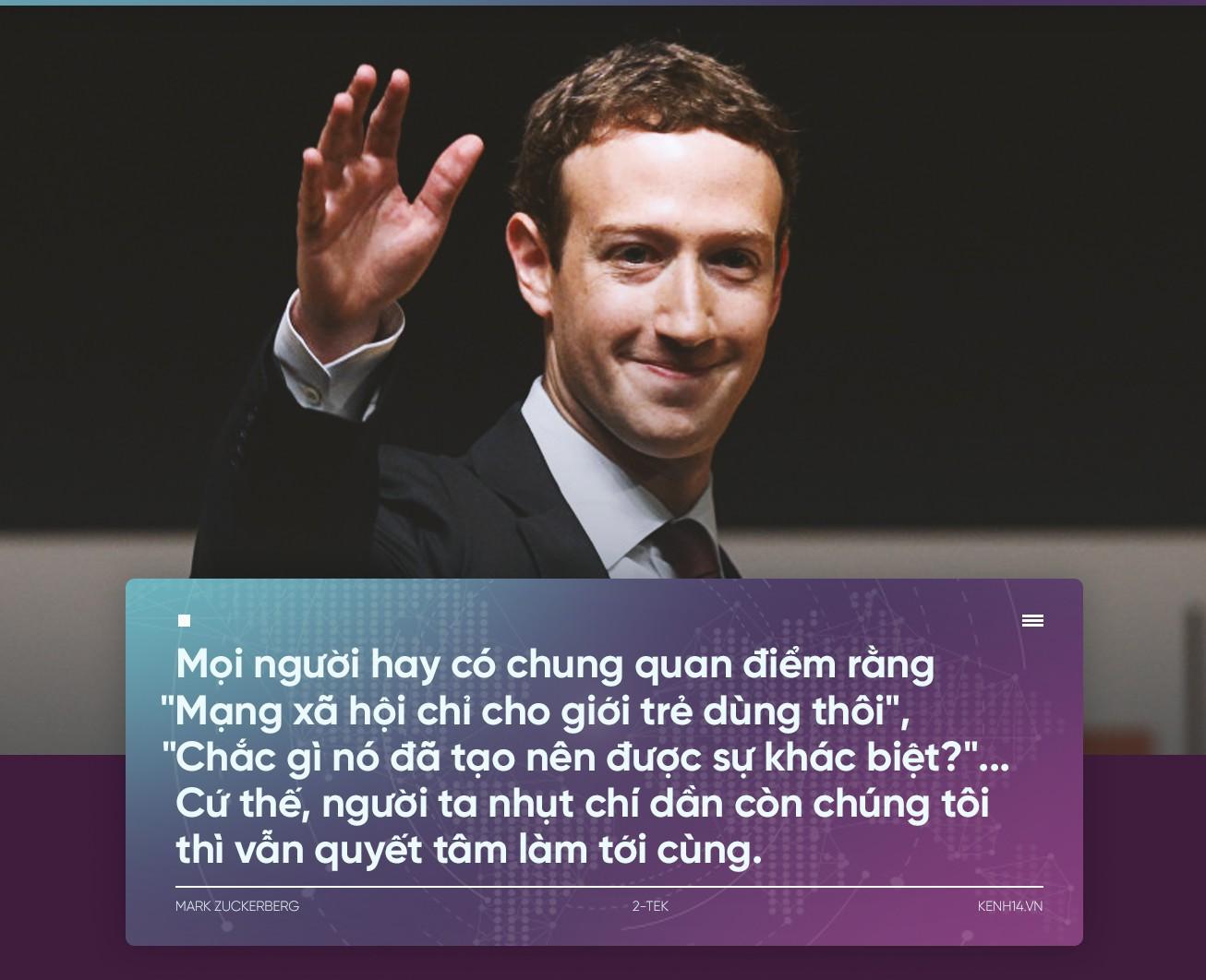 """Mark Zuckerberg tâm tình về sự thật khi làm ra Facebook: """"Không ..."""