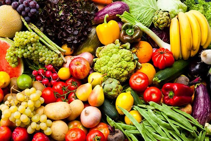 Vận chuyển hàng nông sản thực phẩm đi Mỹ