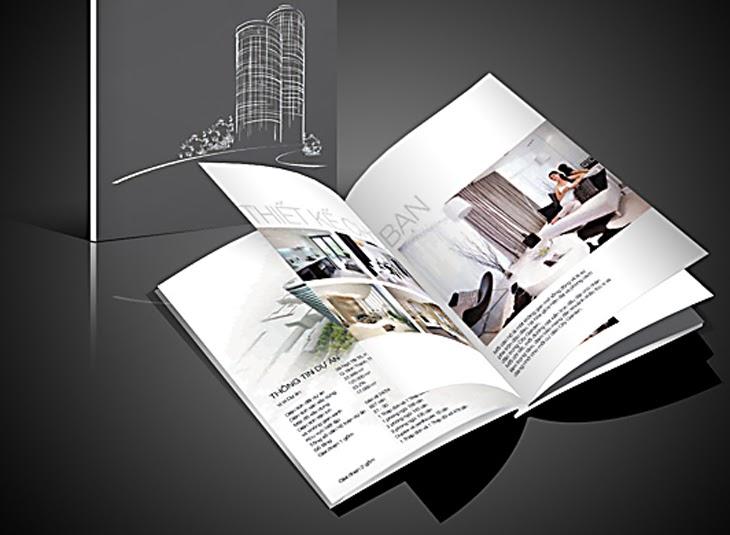 Báo giá In Catalogue giá rẻ - Tiết kiệm 30% chi phí