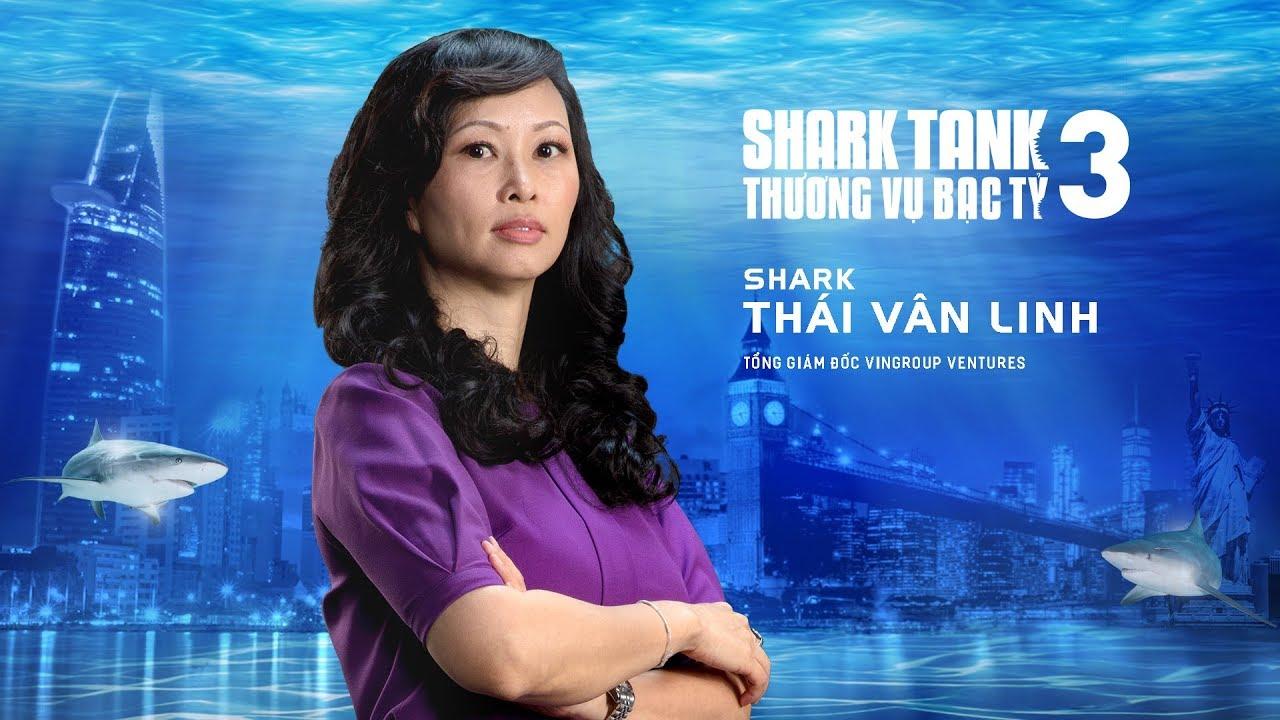 """""""Bóng hồng"""" duy nhất trong chương shark tank"""
