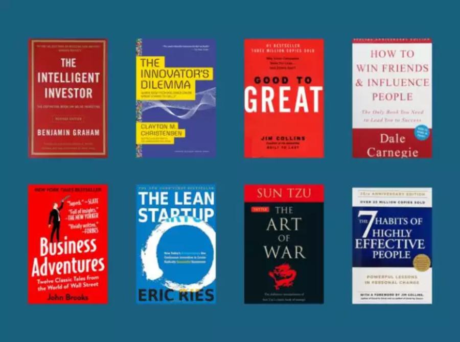 100 cuốn sách kinh doanh hay nhất mọi thời đại - Vnwriter.net