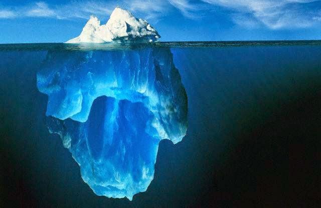 Bề chìm và nổi của tảng băng trôi. – AlienKHades' Blog