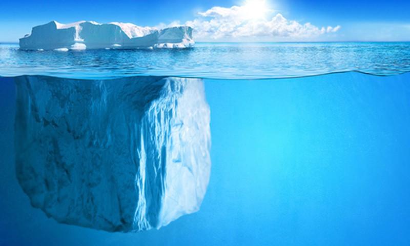 Khám phá bí ẩn về tảng băng trôi lớn nhất thế giới