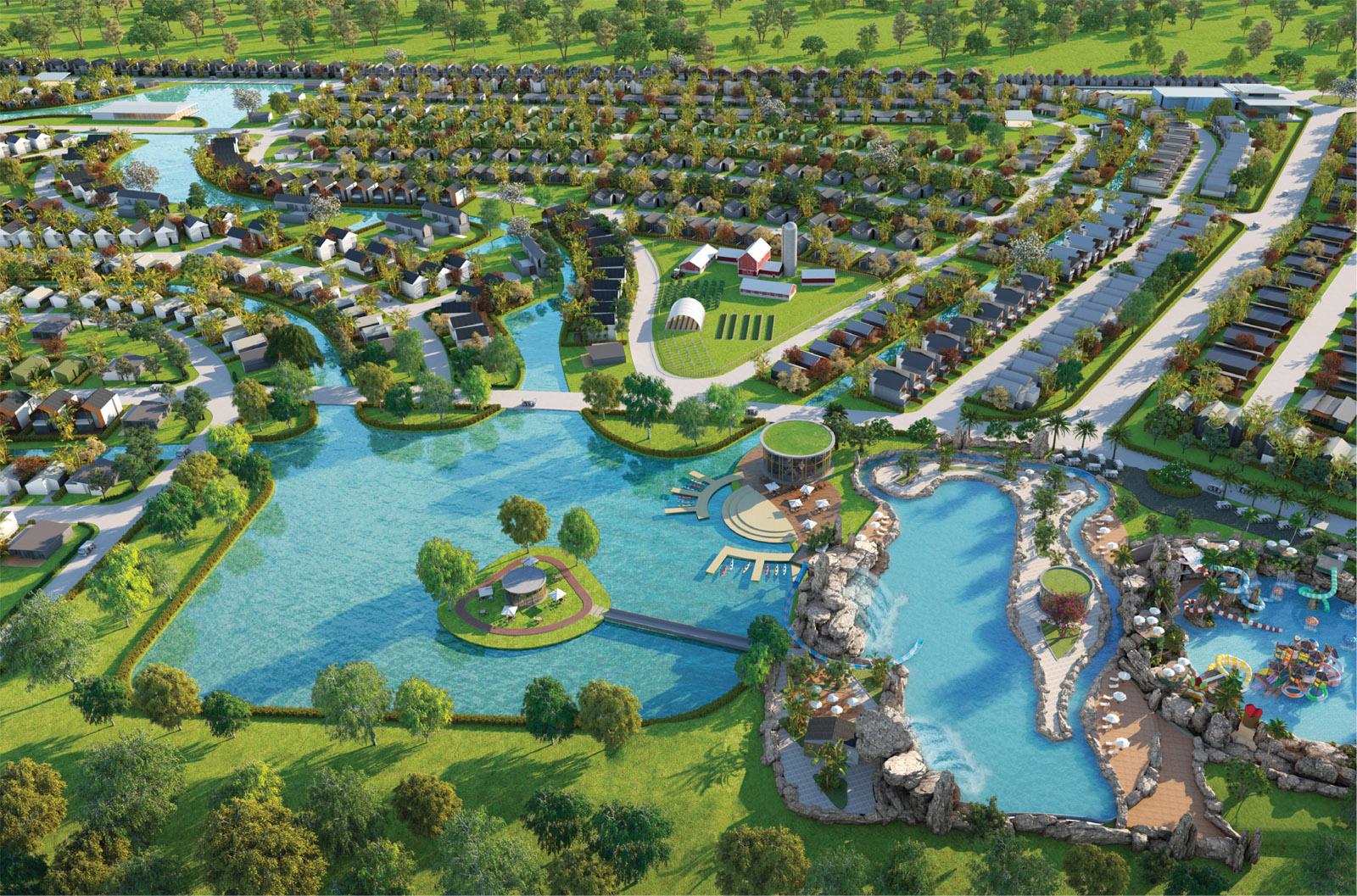Novaworld Hồ Tràm đón sóng lớn từ thị trường bđs Bình Châu