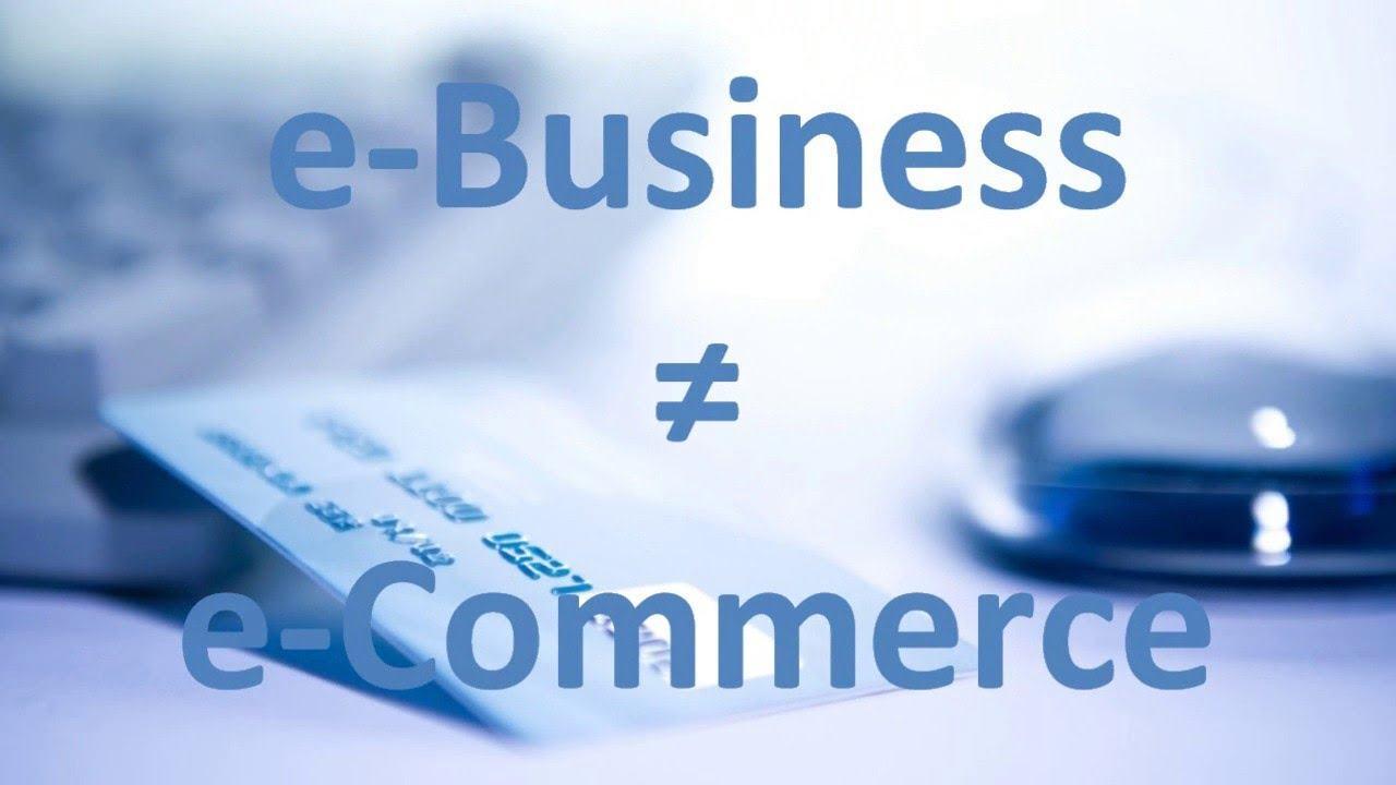 Phân biệt sự khác nhau giữa e-commerce và e-business trong kinh doanh    ATPWeb.vn - Khởi tạo ngôi nhà Online.