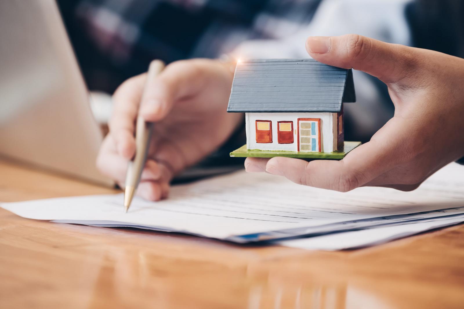 Kinh nghiệm mua bán nhà đất