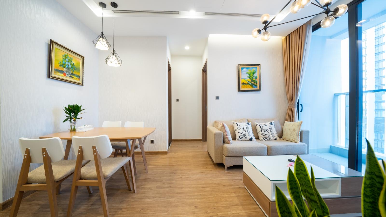 Kinh nghiệm thuê chung cư