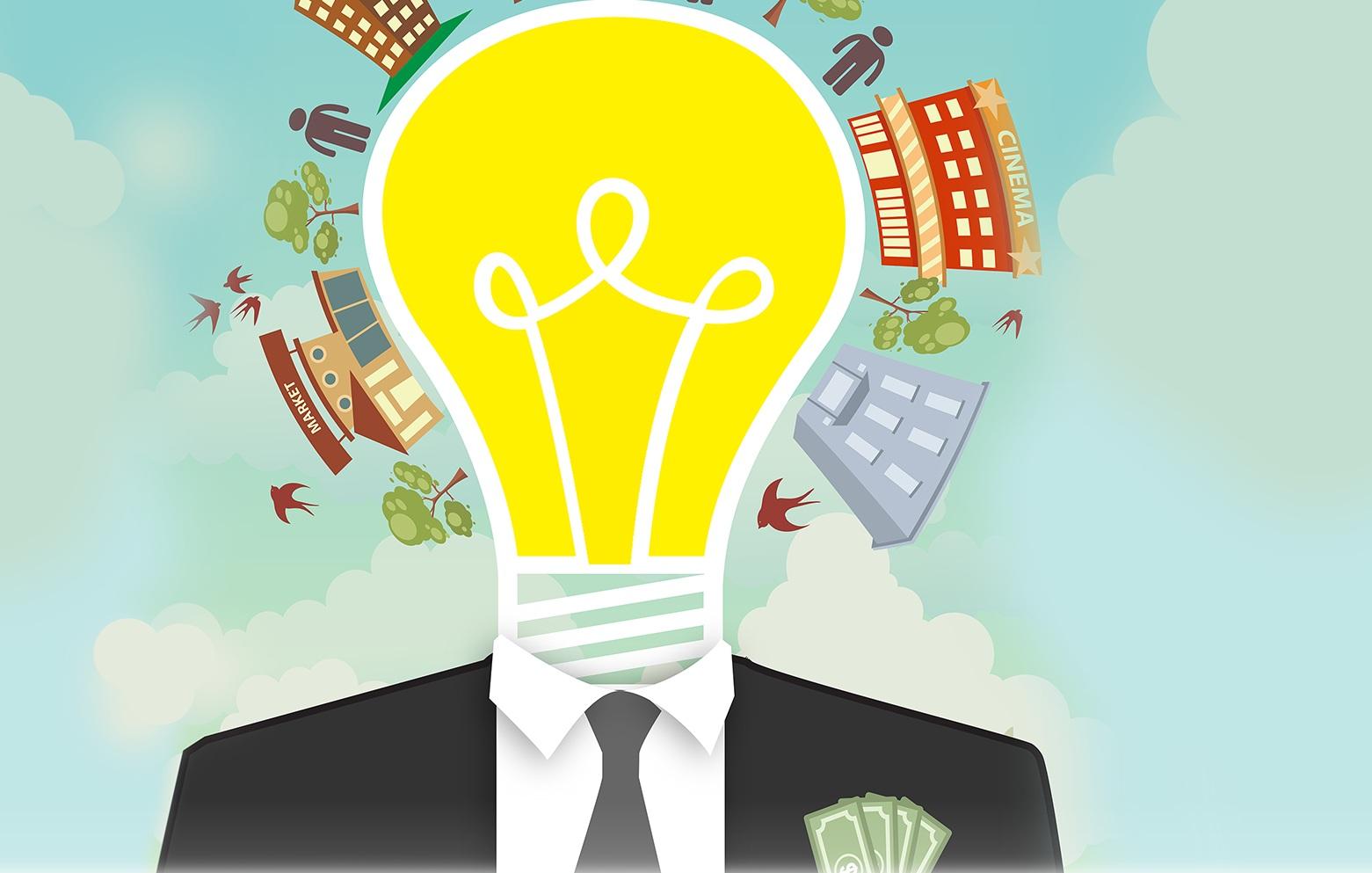 Ý tưởng kinh doanh không cần vốn