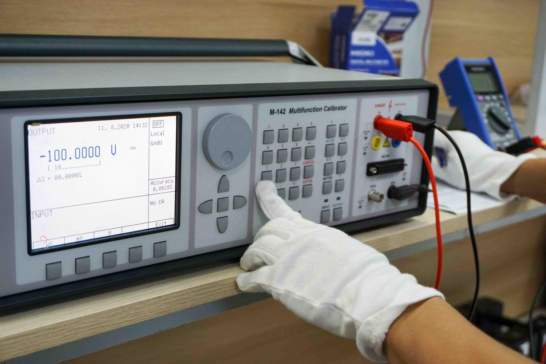 Dịch vụ sửa chữa thiết bị hiệu chuẩn