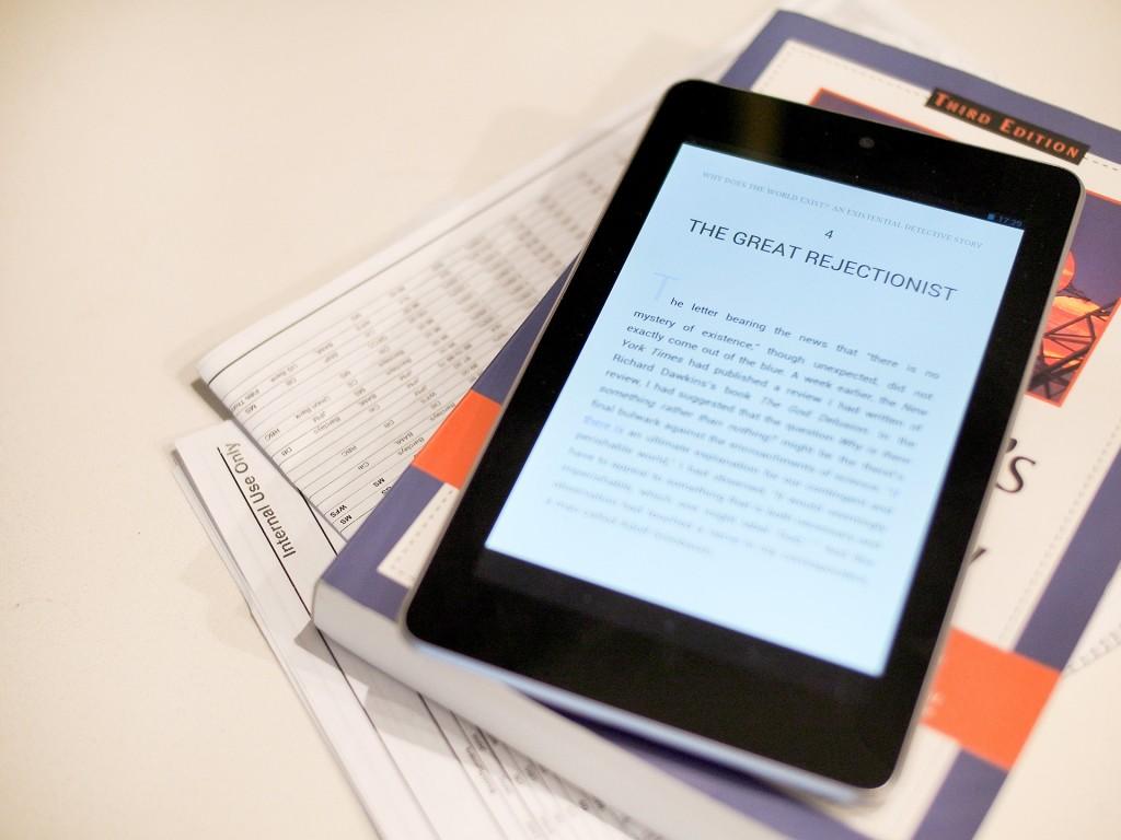 Kinh doanh sách điện tử phát triển