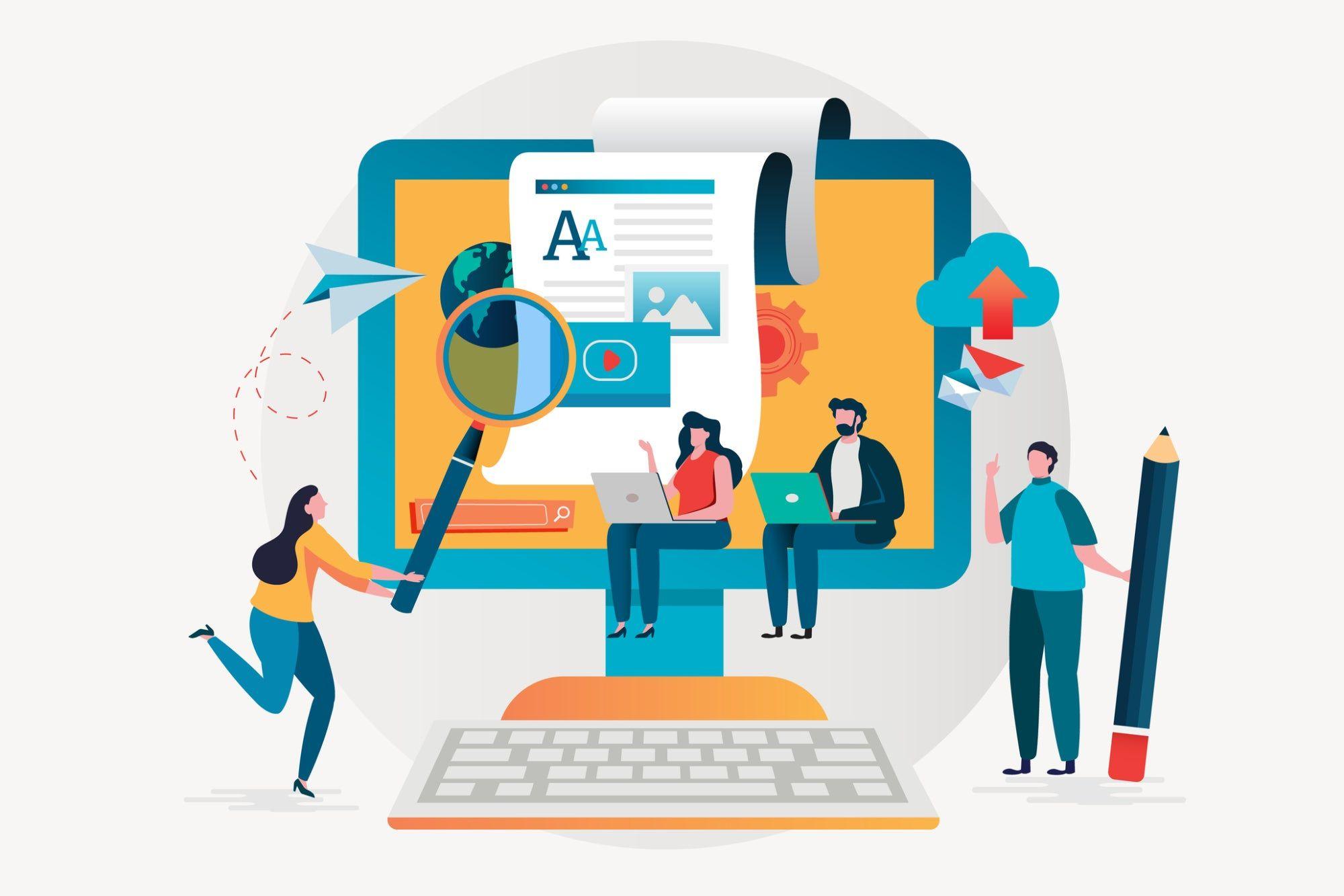 Content Marketing là gì ? Tại sao nó vẫn cần thiết khi Influencer Marketing  đang lên ngôi ? | Advertising Vietnam