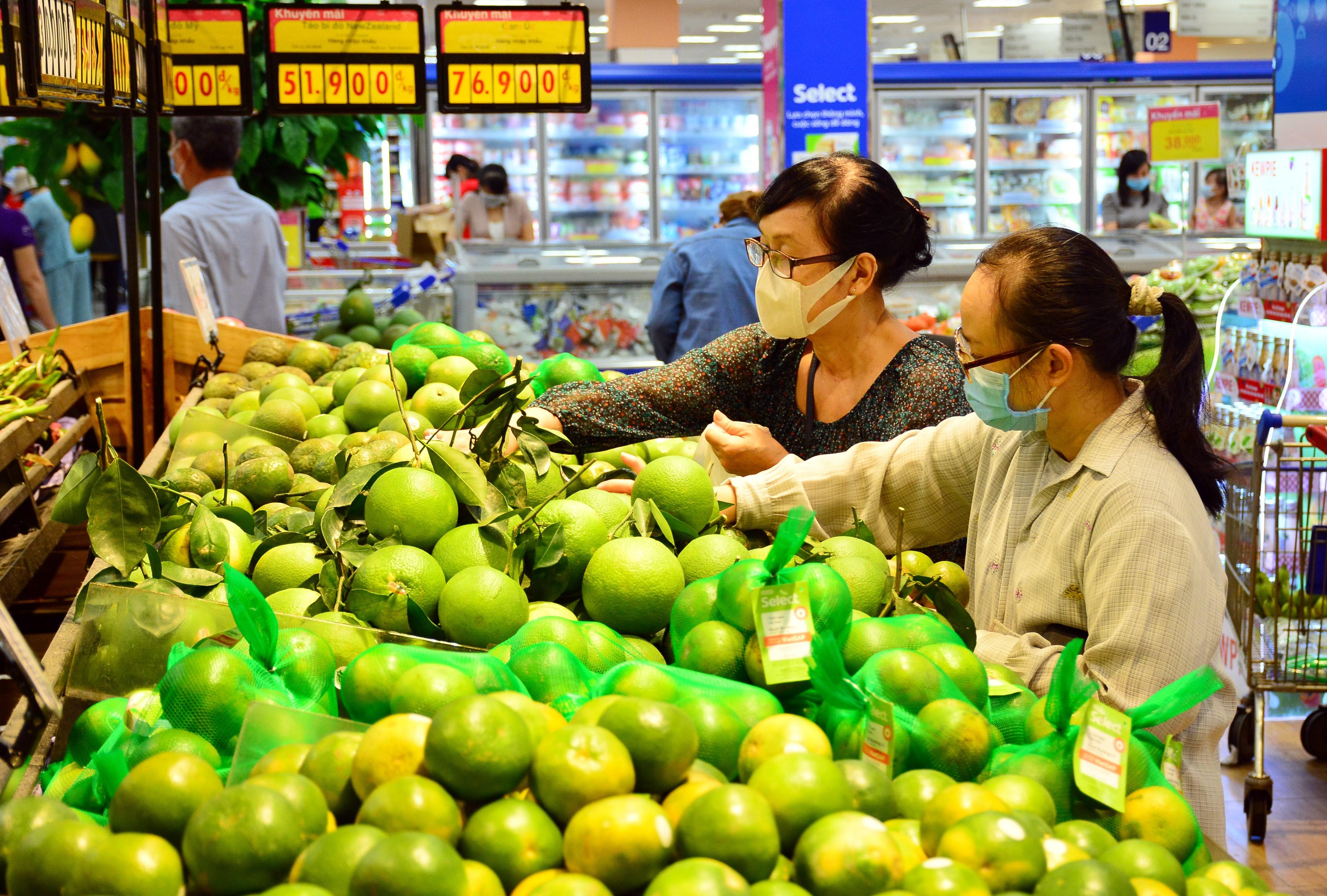 Liên kết tiêu thụ hàng nông sản, thực hiện thắng lợi mục tiêu kép