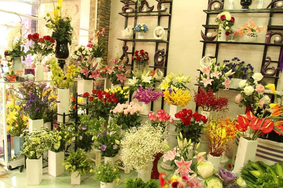 kinh doanh cua hang hoa voi 50 trieu