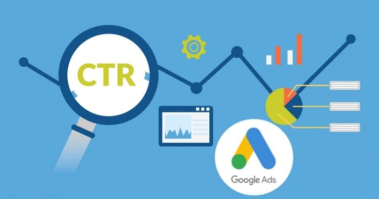 Tầm quan trọng của CTR trong Adword